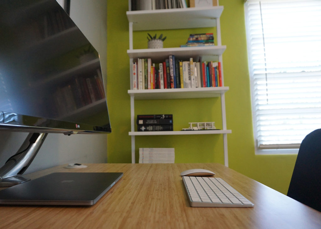 How To Decorate A Home Office Guest Room Our Work From Home Life
